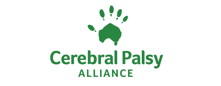 Logo for the Cerebral Palsy Alliance