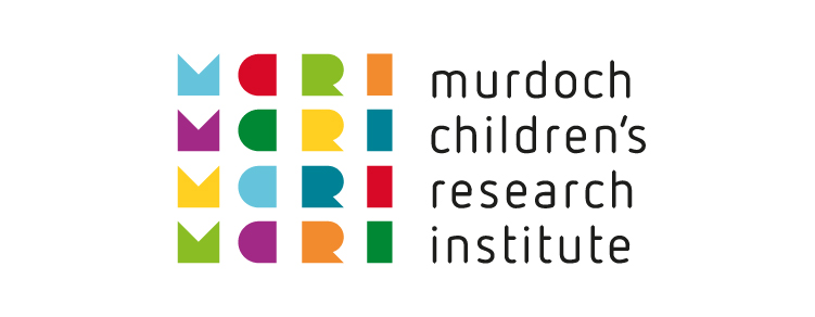 Logo for The Murdoch Children's Research Institute