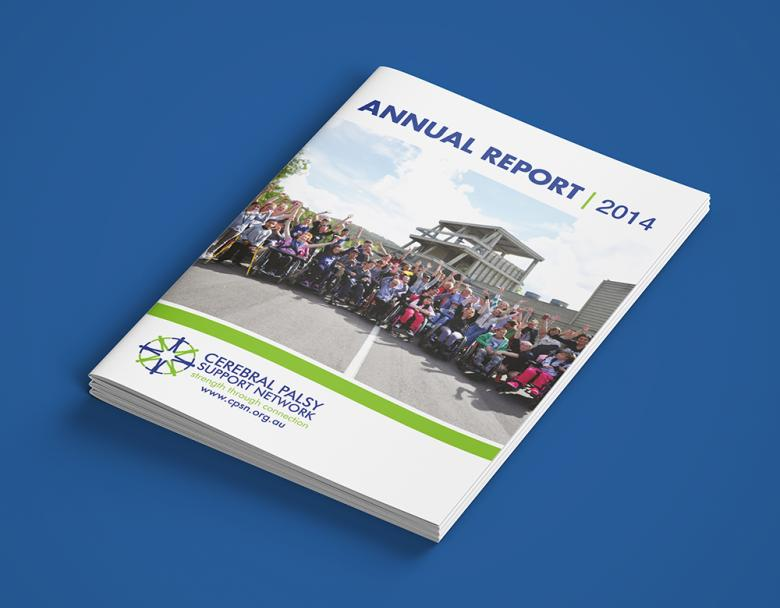 Cover image for the CPSN 2014 Annual Report.